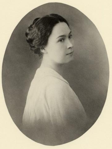 Ксения Николаевна Скрябина, мать митрополита Антония